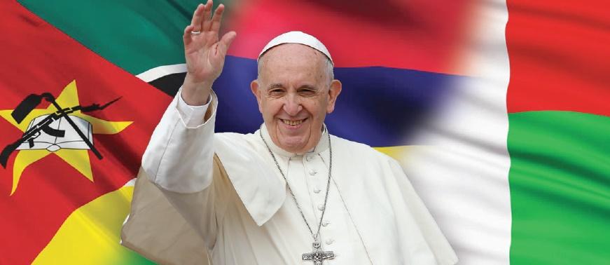 Католицький телеканал EWTN транслюватиме візит Папи Франциска до східноафриканських країн