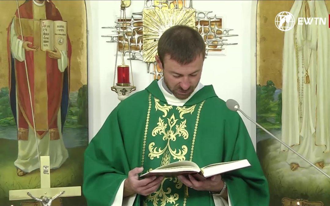 Євангеліє дня та проповідь о. Богдана Савицького ОМІ, 23 серпня 2019