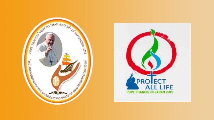 Трансляції Апостольської подорожі Папи Франциска до Таїланду та Японії