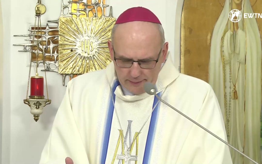 Євангеліє дня та проповідь єпископа Радослава Змітровича, 11 лютого 2020